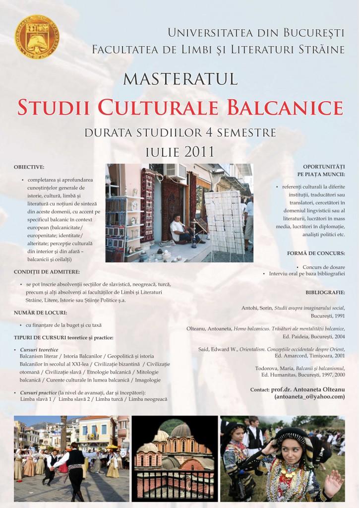Studii balcanice