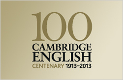 CambridgeEnglishCentenary