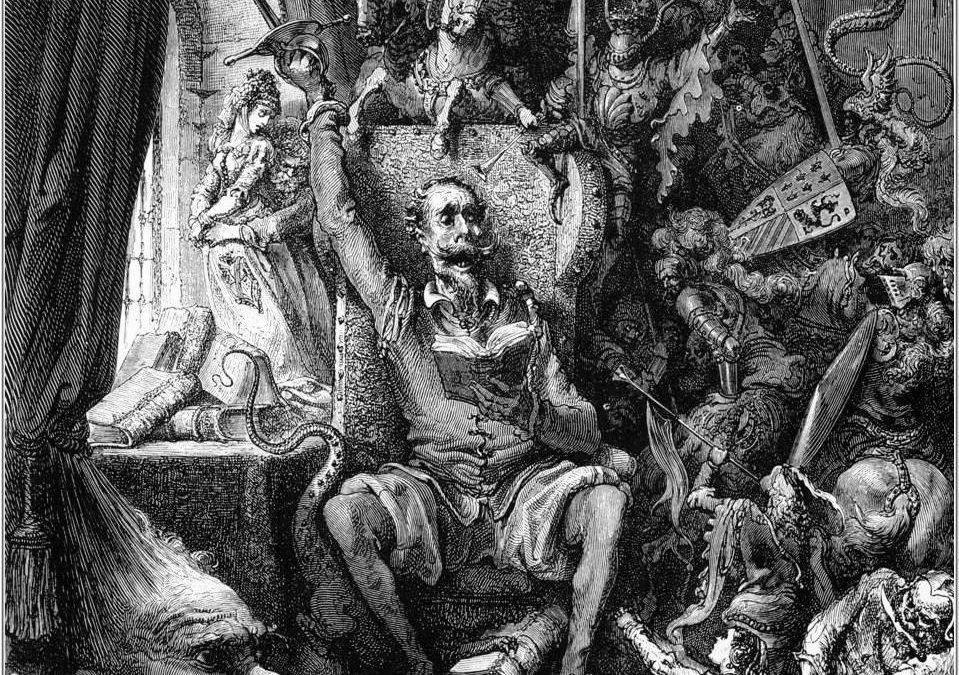 Seminarul de cercetare – 25.02.2021 – (Don)quijotismul şi romanul american timpuriu